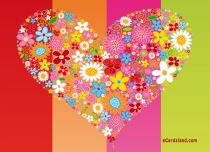 Free eCards - Heart Card,