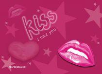 Free eCards - Kiss,