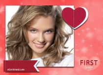 Free eCards, E cards love - First Love,
