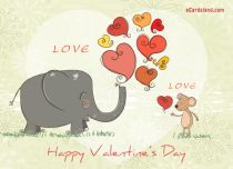 eCards Love I Love You Little Mouse, I Love You Little Mouse