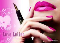 eCards Love Love Letter, Love Letter