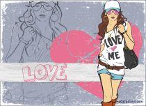 Free eCards - Love Me