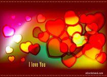 eCards Love Revolving Hearts, Revolving Hearts