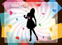 eCards Love Special One, Special One