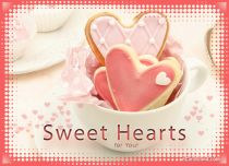 Free eCards - Sweet Hearts for You,