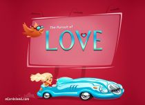 Free eCards - The Pursuit of Love,