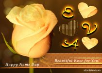 Free eCards Name Day - Women - Eva Day e-Card,