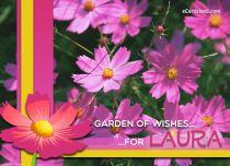 eCards  Garden Of Wishes,