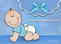 eCards Baby Congratulations, Congratulations