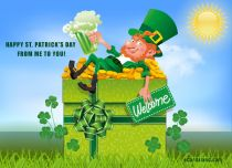 Free eCards St. Patrick's Day - Happy St. Patrick's Day,
