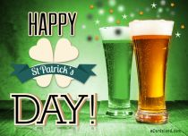 eCards  Happy St. Patrick's Day e-Card,