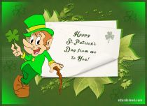 eCards  St. Patrick's Day Wishes,
