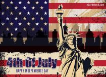 eCards Independence Day 4th July Independence Day, 4th July Independence Day