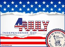 Free eCards Independence Day - Happy Memorial Day,