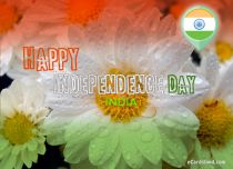 eCards - Independence Day India,
