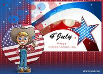 Free eCards Independence Day - Special Day,
