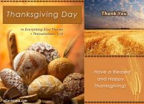 eCards Thanksgiving Day Have a Blessed and Happy Thanksgiving, Have a Blessed and Happy Thanksgiving