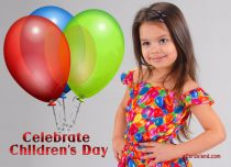 eCards Children's Day Celebrate Children's Day, Celebrate Children's Day