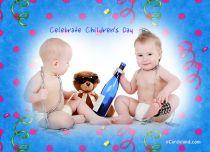 Free eCards, Children's Day ecards free - Celebrate Children's Day,