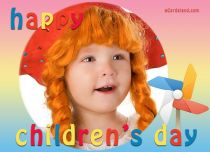 eCards  Happy Children's Day,