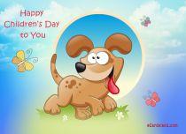 Free eCards, Children's Day cards online - ,