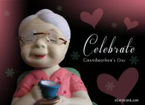 Free eCards, Funny Grandparents Day card - Celebrate Grandmother's Day,