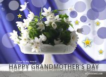 Free eCards, Grandparents Day ecard - Close To My Heart,