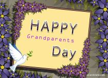 eCards Grandparents Day e-Card for Grandma and Grandpa, e-Card for Grandma and Grandpa