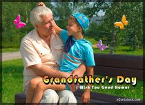 Free eCards, Funny Grandparents Day card - Grandfather's Day,