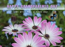 eCards Grandparents Day Greeting Card, Greeting Card