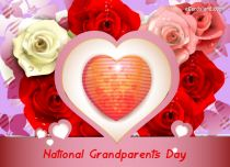 Free eCards, Grandparents Day ecards free - National Grandparents Day,