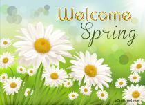 Free eCards Seasons - Welcome Spring,