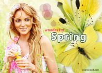 Free eCards Seasons - Wonderful Spring,