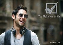 Free eCards Feelings - You Make Me Smile,