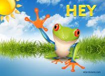 Free eCards Feelings - Hey,