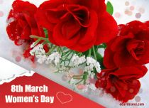 eCards Women's Day Beautiful Flowers For Someone, Beautiful Flowers For Someone