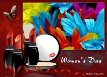 eCards Women's Day For Real Women, For Real Women