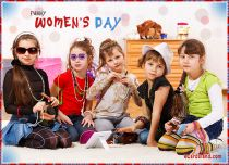 Free eCards - Funny Women's Day,