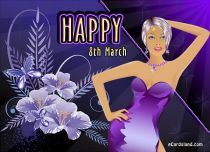 eCards  Happy 8th March,