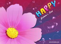 eCards  Happy Women's Day eCard