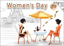 eCards Women's Day Wonderful Life Everyday, Wonderful Life Everyday