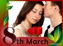Free eCards, Free Women's Day ecards - 8th March,