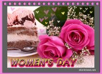 Free eCards, Free Women's Day cards - Celebrate Women's Day,