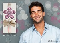 eCards Women's Day Greeting e-Card, Greeting e-Card