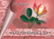 eCards Women's Day Happy Women's Day eCard, Happy Women's Day eCard