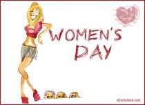 eCards Women's Day Oh Woman, Oh Woman