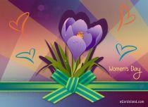eCards Women's Day Spring Flower, Spring Flower