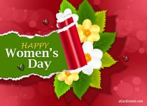 eCards Women's Day You Have a Message, You Have a Message