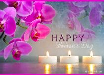 eCards Women's Day Your Holiday Today, Your Holiday Today