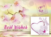 eCards Mother's Day Best Wishes, Best Wishes